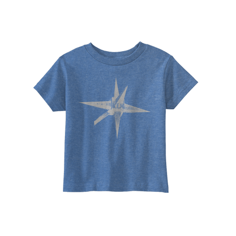 Automatic For The People Star Toddler Tee - REM UK