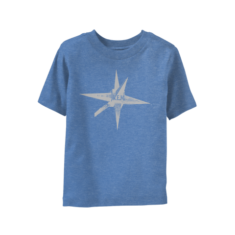 Automatic For The People Star Youth Tee - REM UK