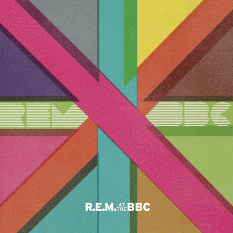R.E.M. At The BBC - 8CD + DVD - REM UK