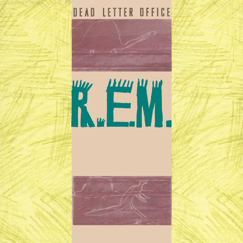 Dead Letter Office Vinyl - REM UK