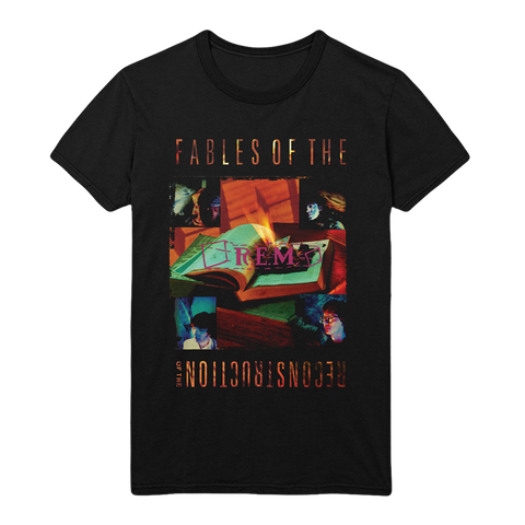 Fables of the Reconstruction Tee - REM UK