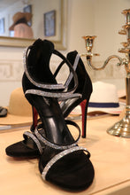 Midnight Paris Elegant Heels
