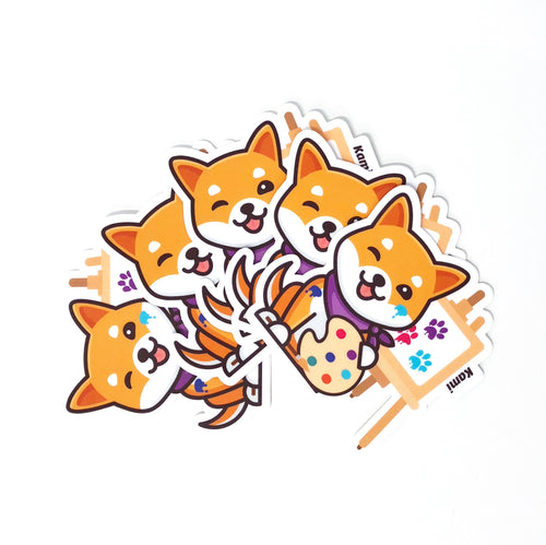 Kami Art Class Sticker (Pack of 10)