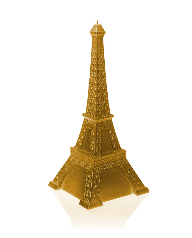 Eiffel Tower Candle- Various Colors