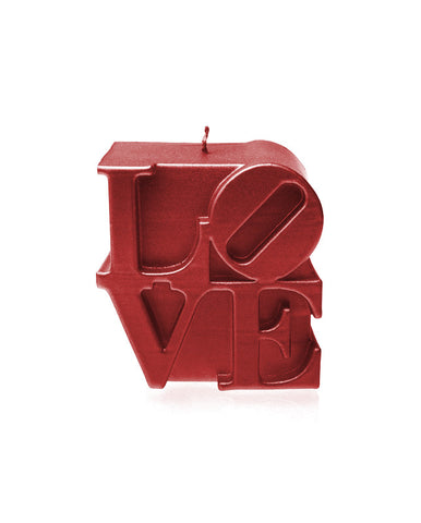 Love Sign Candle-Best Selling Colors