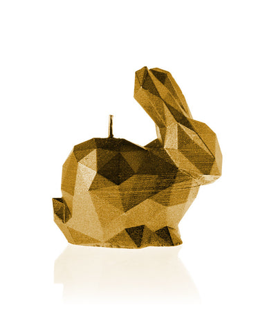 Bunny Poly Candle- Various Colors