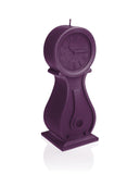 Clock Candle- Various Colors