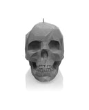 Large Skull Candle- Various Colors