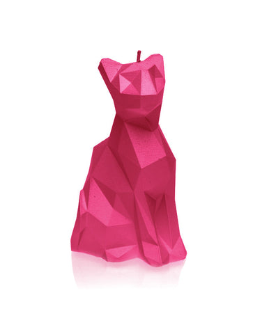 Cat Poly Candle- Various Colors