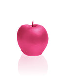 Apple Candle- Various Colors
