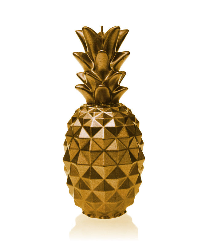 Pineapple Candle- Various Colors