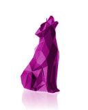 Wolf Candle- Various Colors