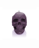 Small Skull Candle- Various Colors