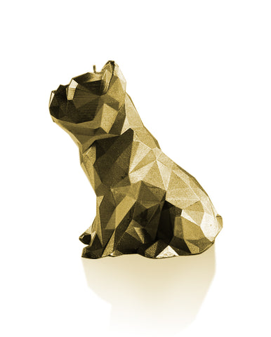 Bulldog Low Poly- Set of 2- Wholesale Exclusive