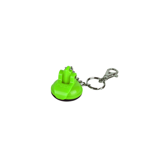 D20 KEY RING  - Green