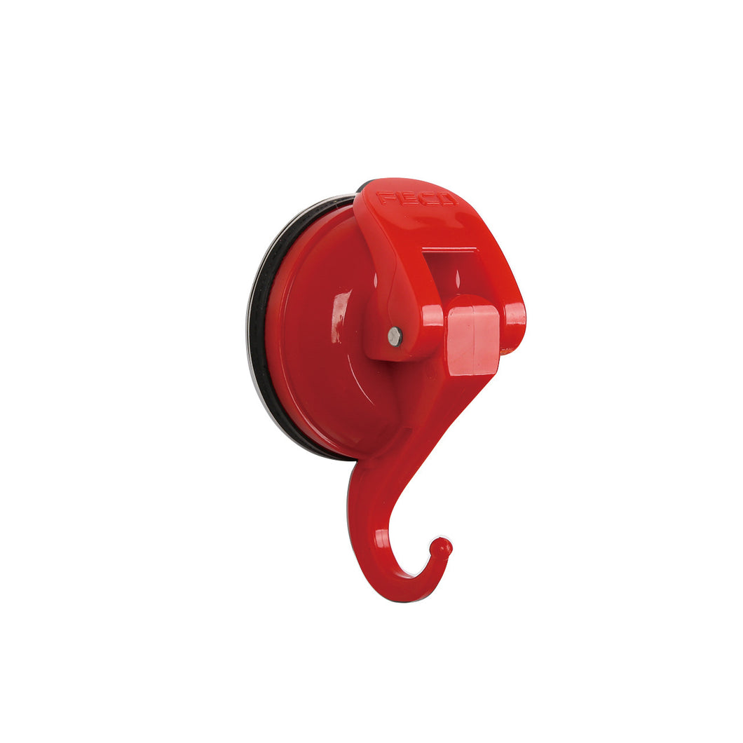 D21 LARGE SUCTION HOOK-Red L size魔法吸盤-紅色