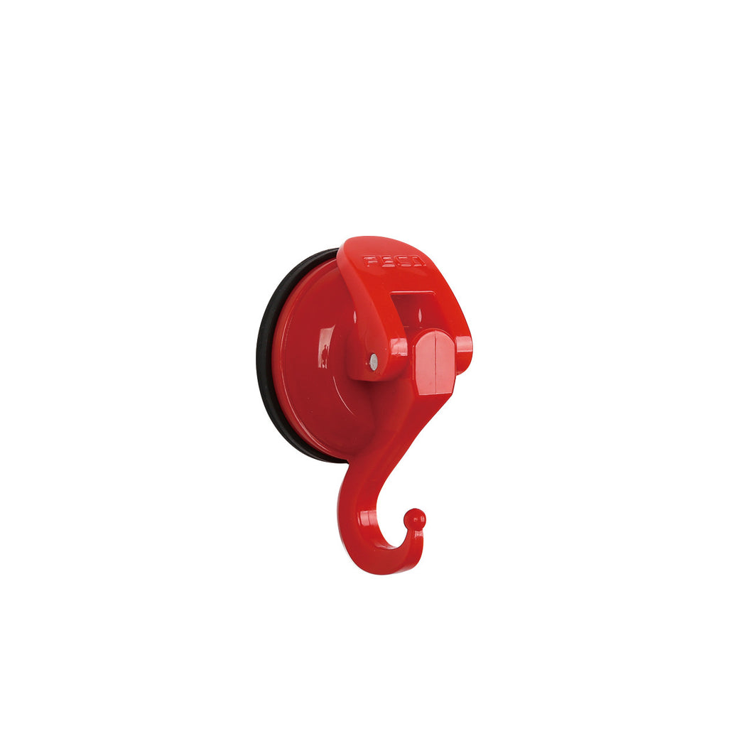 D22 SUCTION HOOK-M-Red  D22 魔法吸盤 M紅色