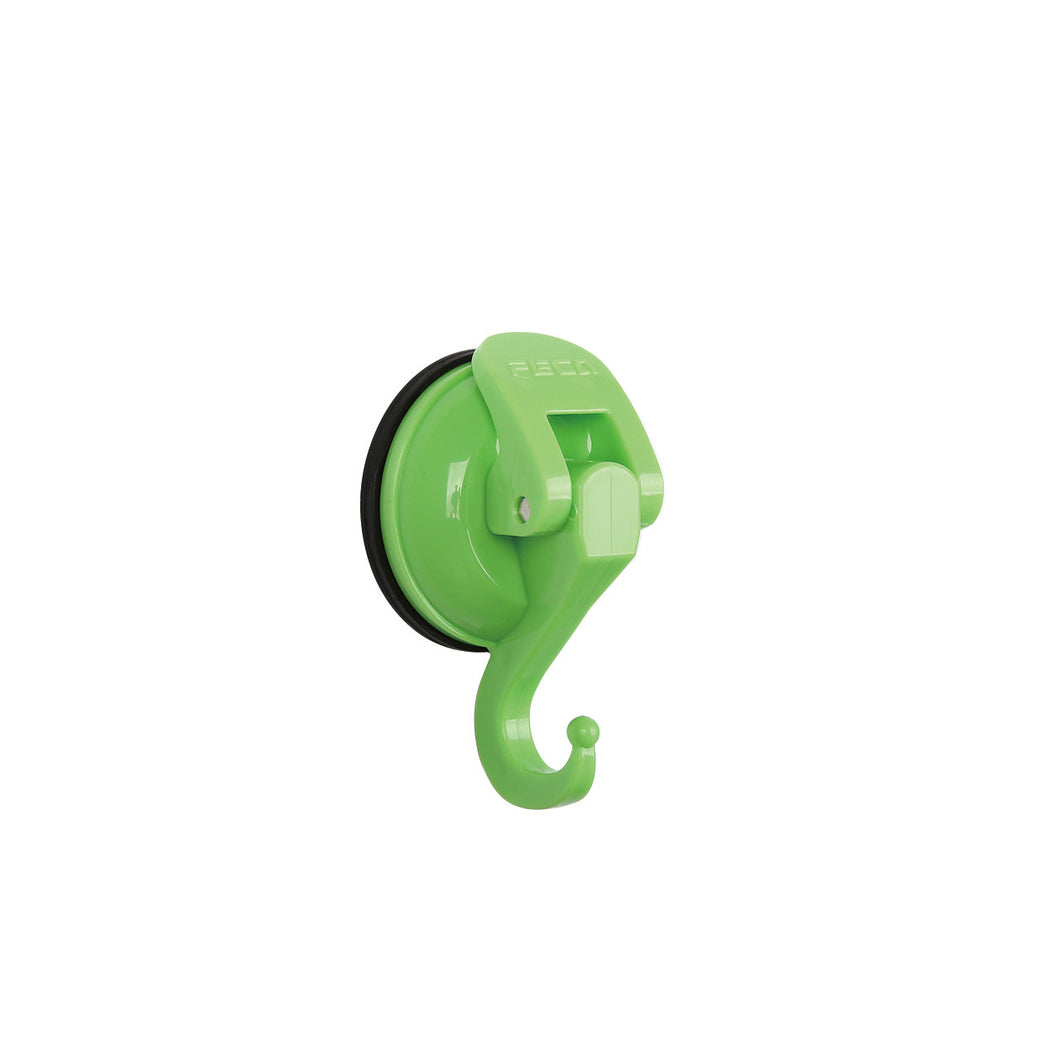D22 SUCTION HOOK-M-Green  D22 魔法吸盤 M 綠色