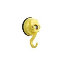 D26 DIANA  SUCTION HOOK - Pastel Yellow  D26 黛安娜海馬掛勾 - 粉黃色