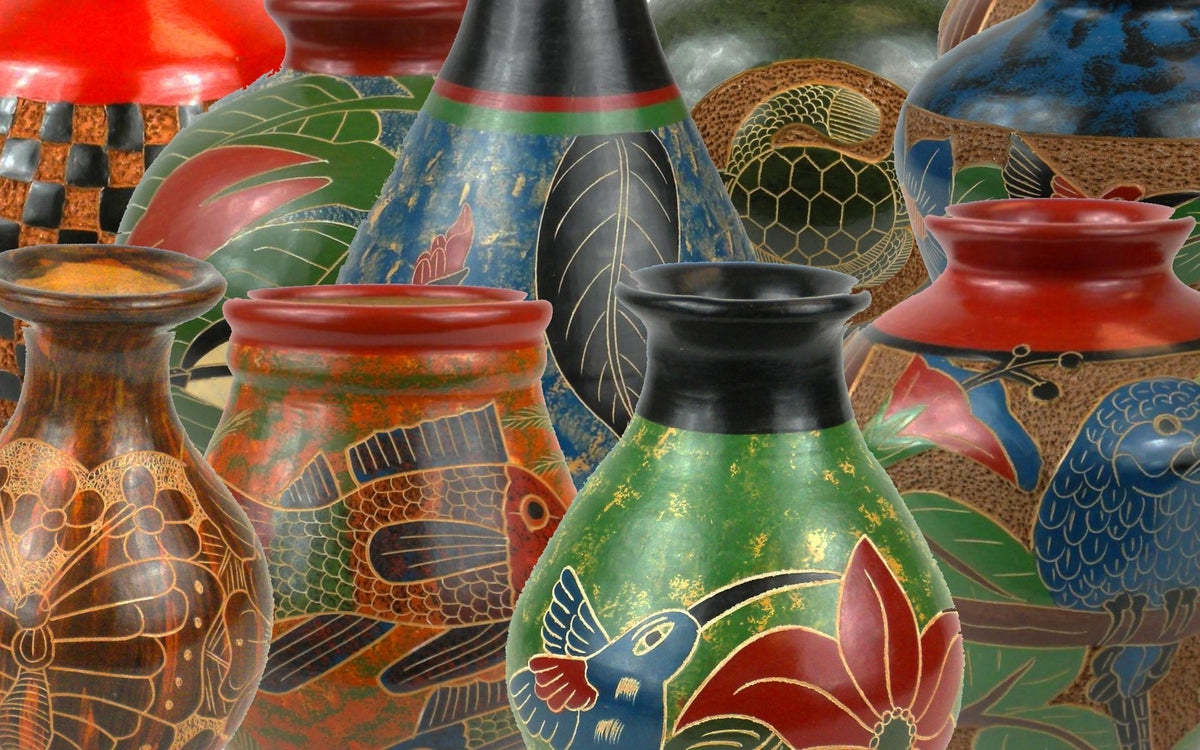 Traditional Decorative Pottery