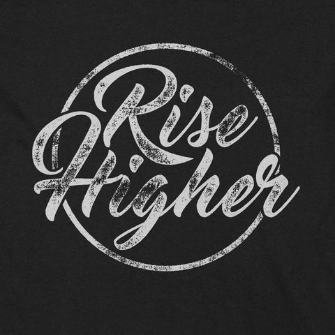 Rise Higher YogaGeek Design