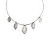 Sanctuary Necklace - Silvertone - Matr Boomie (Fair Trade)