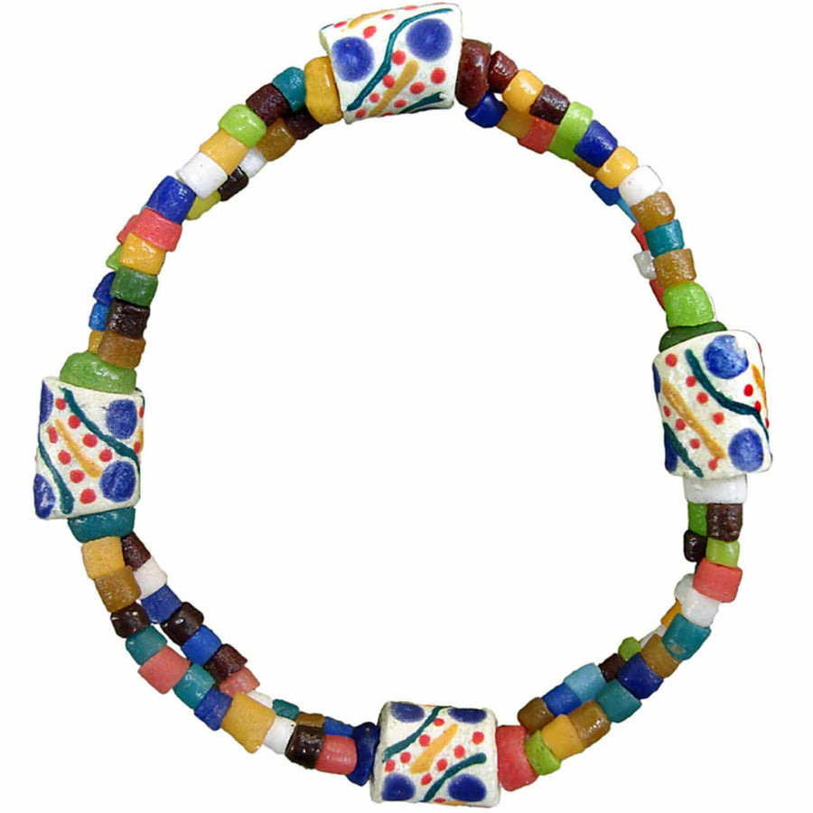 Festival Bracelet Rainbow - Global Mamas (Fair Trade)