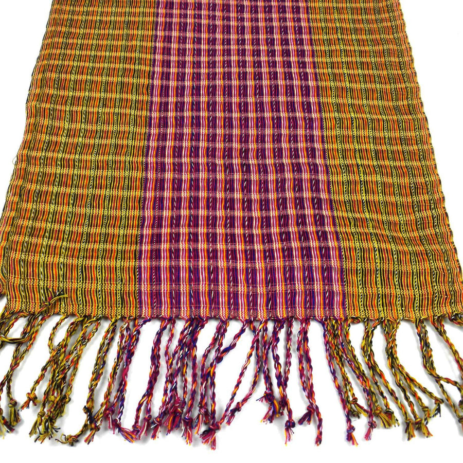San Antonio Scarf - Gold - Lucias Imports (Fair Trade)