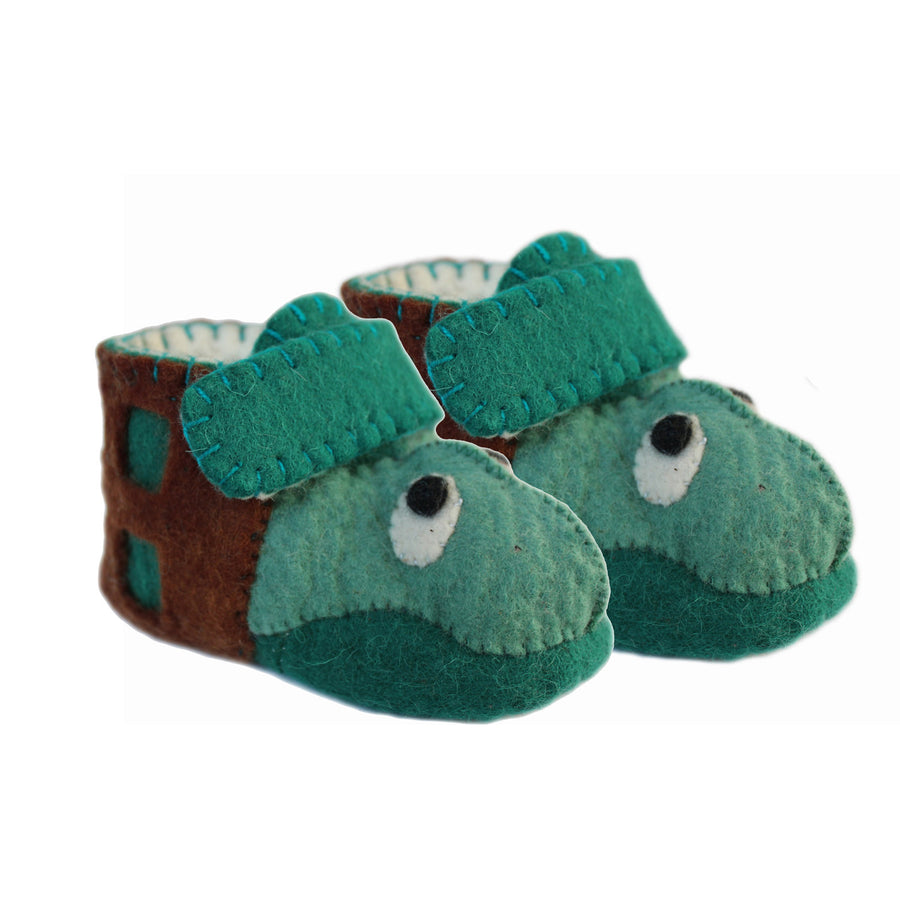 Toddler Turtle Zooties - Silk Road Bazaar