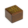 Wood Kashvi Keepsake Box - Temple - Matr Boomie (Fair Trade)