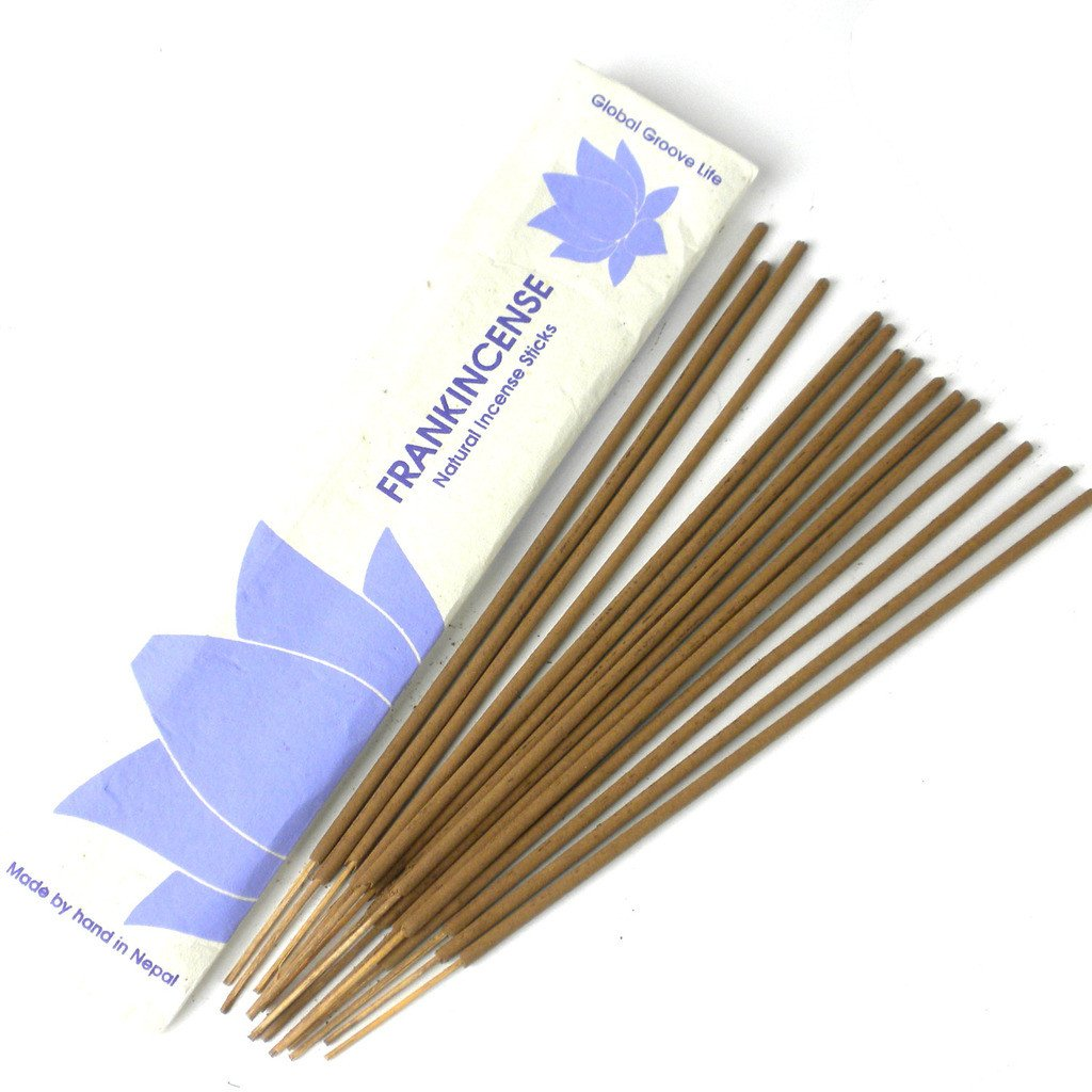 Stick Incense, Frankincense - Global Groove (Fair Trade)
