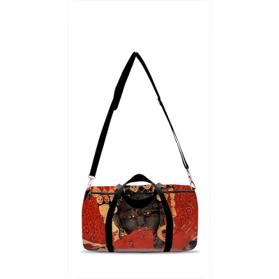 Mahakala Kiss Duffle Bag