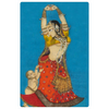 "Mother and Child 4x6"" Indian Art Magnet"