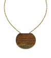 Earth and Fire Necklace - Matr Boomie (Fair Trade)
