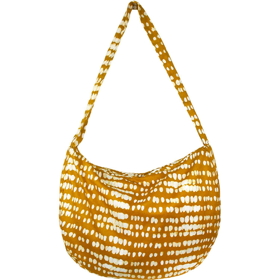Globe Trotter Bag Monsoon Design Mustard - Global Mamas (Fair Trade) (Bag)