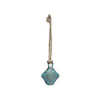 Henna Treasure Bell - Small Teal - Matr Boomie (Fair Trade)