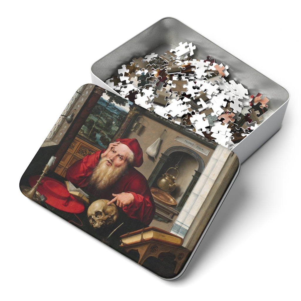 The Alchemist 252 Piece Puzzle