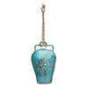 Henna Treasure Bell - Large Teal - Matr Boomie (Fair Trade)