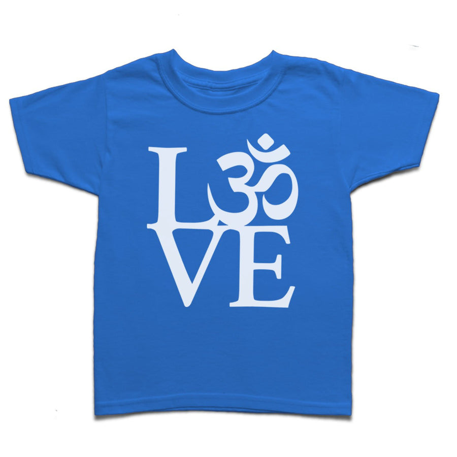 OM Love Kid's T-shirt