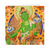 "Green Tara 5"" X 5"" Blank Greeting and Note Cards"