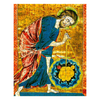 The Creator of the Universe Medieval Painting Puzzle