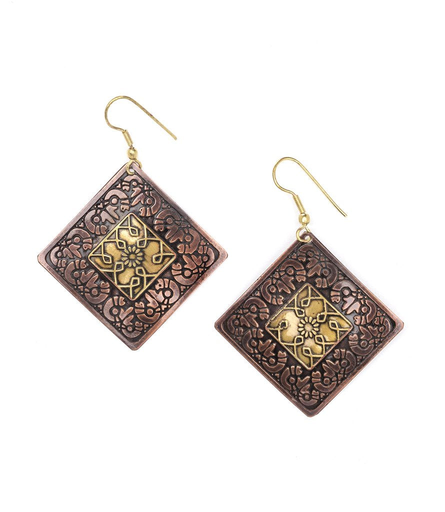 Annapurna Earrings - Matr Boomie (Fair Trade)