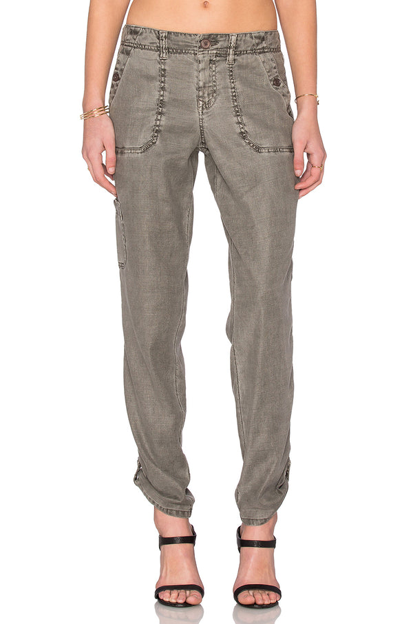 Level 99 - Dayla Cargo Concrete Jungle Pant