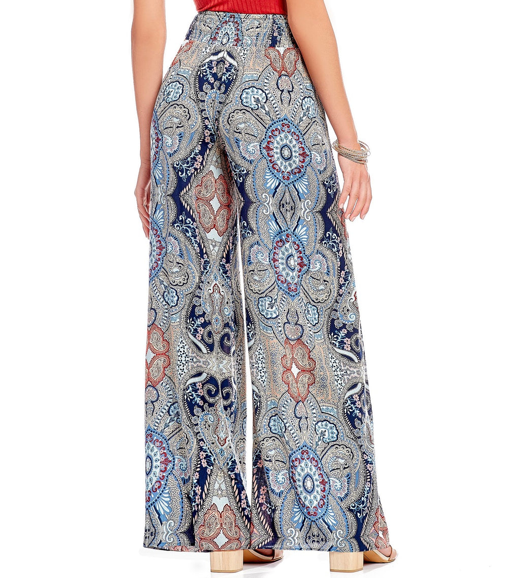 Band of Gypsies split leg palazzo pant