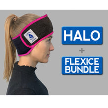 HALO Bundle - Charcoal/Jazzy Pink