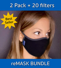 2 Pack + 20 filter BUNDLE