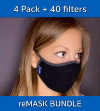 4 Pack + 40 filter BUNDLE