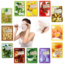 Collagen Essence Facial Mask Sheet 3D Moisture Face Mask Pack Skin Care