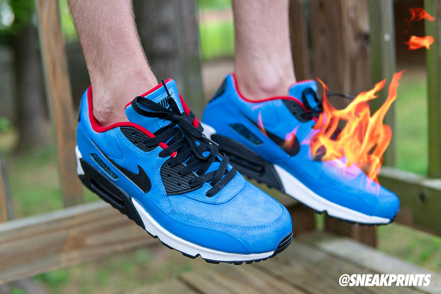 "Air Max 90 ""Cactus Jack"" Travis Scott Custom"