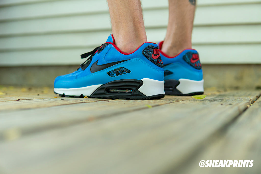 "Custom Air Max 90 ""Cactus Jack"""